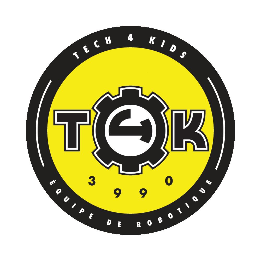 Équipe Team 3990: Tech for Kids